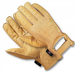 Moto rukavice WORKER Klasik 05