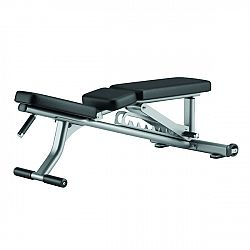 Nastaviteľná lavica Life Fitness Optima Adjustable Bench