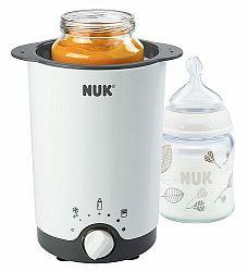 Nuk Elektrický ohrievač na dojčenské fľaše THERMO 3v1
