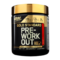 Optimum Nutrition Gold Standard Pre-Workou 330 g watermelon