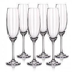Poháre BANQUET šampaň. flauta 220 ml 02B4G001220 OK6