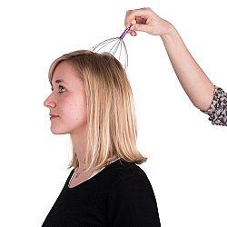 Pomôcka na masáž hlavy inSPORTline Kutsuo