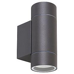 Rabalux 8119 Phoenix Vonkajšie nástenné svietidlo, sivá