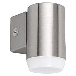 Rabalux 8936 Catania Vonkajšie LED nástenné svietidlo, sivá