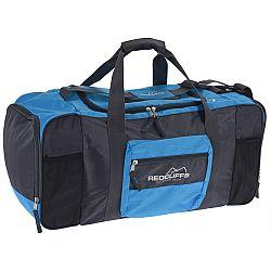 Redcliffs Športová taška modrá, 57 x 22 x 26 cm
