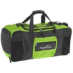 Redcliffs Športová taška zelená, 57 x 22 x 26 cm