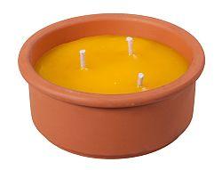 Repelentná sviečka citronela 18 cm, Nohel Garden