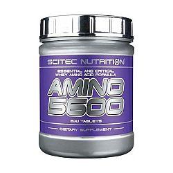 Scitec Nutrition Amino 5600 1000 tab unflavored