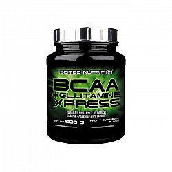Scitec Nutrition BCAA + Glutamine Xpress 600 g fruity bubblegum