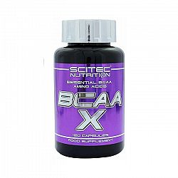 Scitec Nutrition BCAA-X 120 kaps