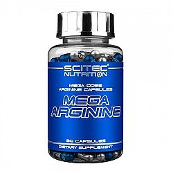 Scitec Nutrition Mega Arginine 90 kaps