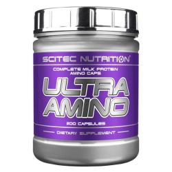 Scitec Nutrition Ultra Amino 200 kaps