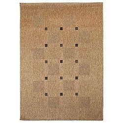 Spoltex Kusový koberec Floorlux coffee/black 20079, 80 x 150 cm
