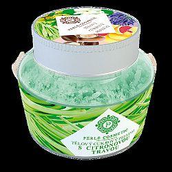 Topvet Cukrový peeling citrónová tráva 200 g