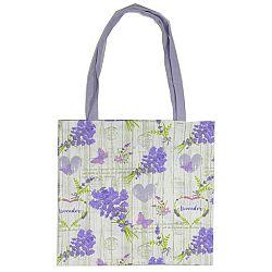 Trade Concept Nákupná taška Levanduľa, 40 x  42 cm