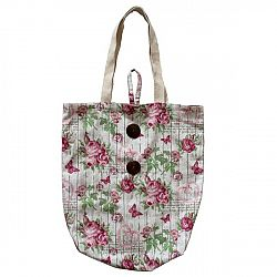 Trade Concept Nákupná taška Ruže, 40 x 42 cm
