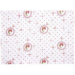 Trade Concept Prestieranie Country bodka červená, 33 x 45 cm