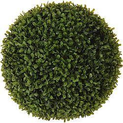 Umelý Buxus zelená, pr. 22 cm, pr. 22 cm