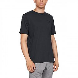 Under Armour Sportstyle Left Chest SS Black