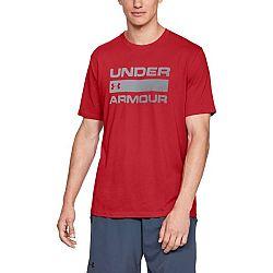 Under Armour Team Issue Wordmark SS Red