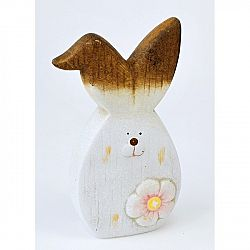 Veľkonočný keramický zajačik Floret, 20 cm, 20 cm