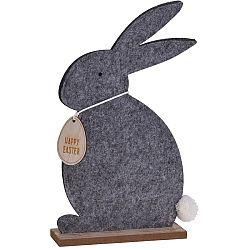 Veľkonočný plstený zajačik Jeremy, 38 cm