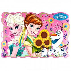 Vetro Plus Prestieranie plastové Frozen Fever, 45 x 30 cm