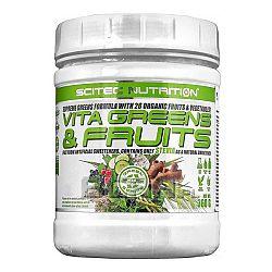 Vita Greens&Fruits with STEVIA od Scitec Nutrition 360 g Apple apple
