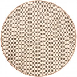 Vopi Kusový koberec Nature hnedá, 120 cm