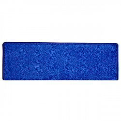 VOPI Nášľap na schody Eton obdĺžnik modrá, 24 x 65 cm