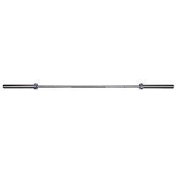 Workoutová tyč s ložiskami inSPORTline OLYMPIC OB-86 MH6
