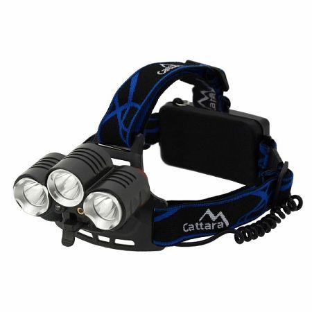 Cattara Čelovka 3 LED, 400 lm, 13125