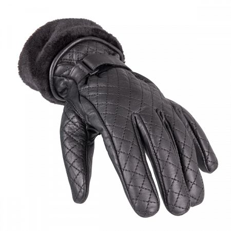 Dámske kožené rukavice W-TEC Stolfa NF-4205
