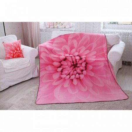 Domarex Deka Harmony ružová, 150 x 200 cm
