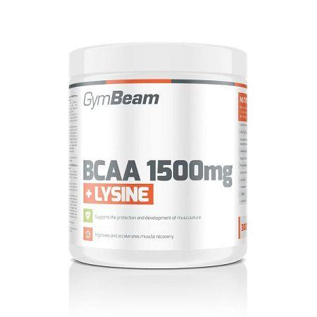 GymBeam BCAA 1500 + Lysin 300 tab