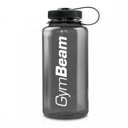 GymBeam Fľaša Sport Bottle Grey 1000 ml