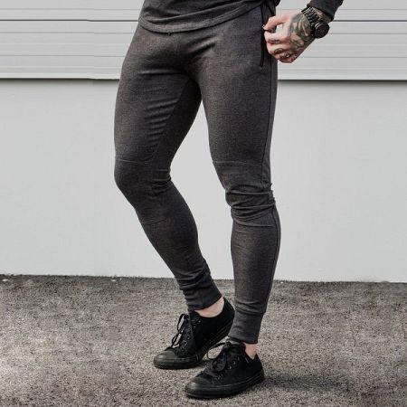 GymBeam Tepláky Urban Grey grey XL