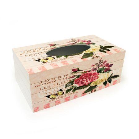 Krabička na vreckovky Rosie, KP8733 Autronic