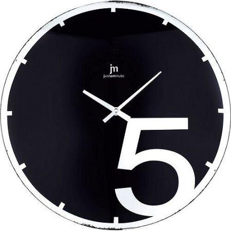 Lowell 14881 Dizajnové nástenné hodiny pr. 38 cm