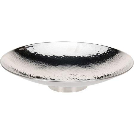 Misa servírovacia Silver, 36 cm, priemer36 cm, v. 7,5 cm