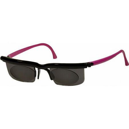 Modom Nastaviteľné dioptrické slnečné okuliare Adlens, ružová, KP203