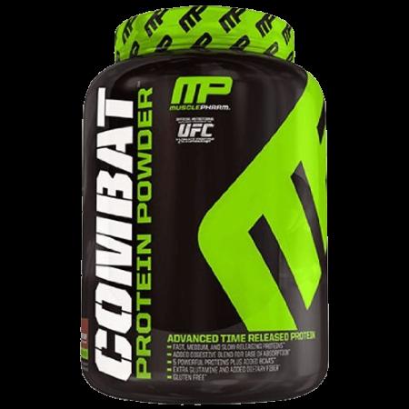 Musclepharm Combat 1800 g banana cream
