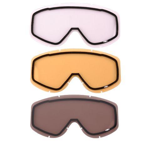 Náhradné sklo k okuliarom WORKER Gordon