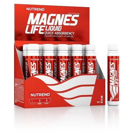 Nutrend Magneslife - 10x25ml unflavored