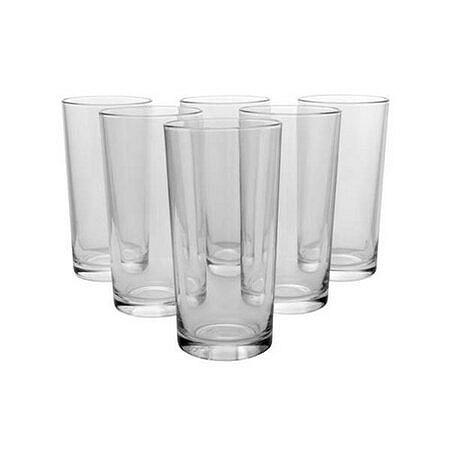 Pasabahce 6dielna sada pohárov Alanya