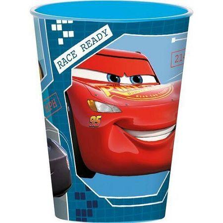 Plastový téglik Cars Race Ready 260 ml