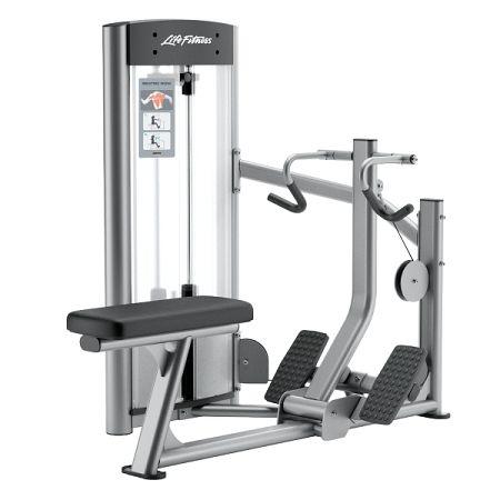 Posilňovací stroj na chrbtové svaly Life Fitness Optima Seated Row