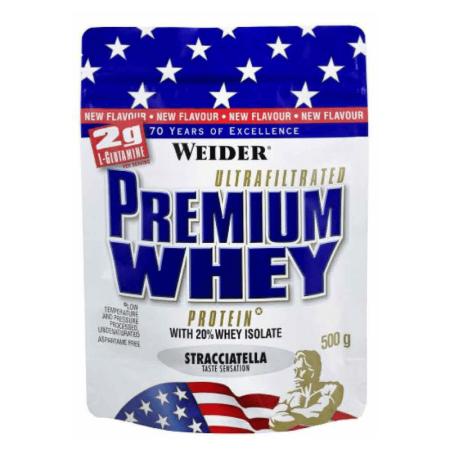 Premium Whey Protein - Weider 2300 g stracciatella
