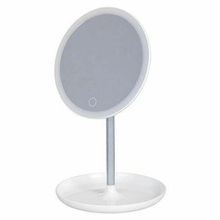 RABALUX MISTY 4539 ED stmievateľné kozmetické zrkadielko, biela