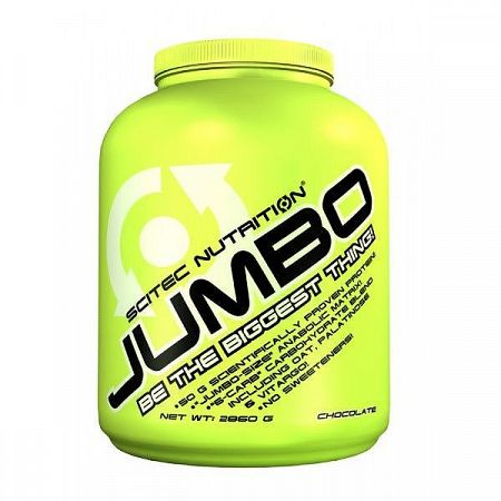 Scitec Nutrition Jumbo 4400 g strawberry